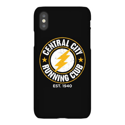Central City Iphonex Case Designed By Tht