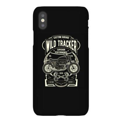Wild Tracker 1 Iphonex Case Designed By Januarart