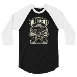wild tracker 1 3/4 Sleeve Shirt | Artistshot