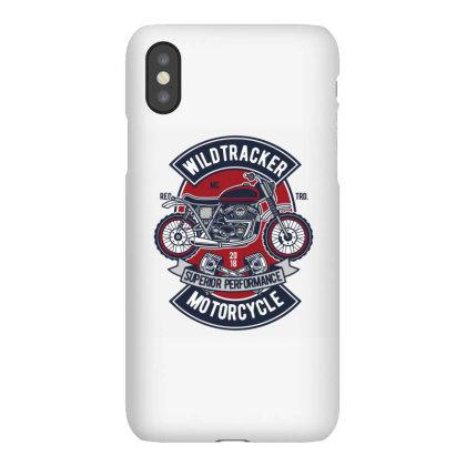 Wild Tracker Iphonex Case Designed By Januarart