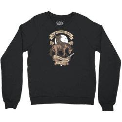 wild west cowboy culture Crewneck Sweatshirt | Artistshot