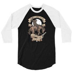 wild west cowboy culture 3/4 Sleeve Shirt | Artistshot