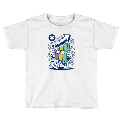 Chart Toddler T-shirt Designed By Rulart