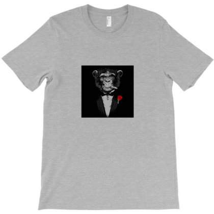 The Grand Monkey Father T-shirt Designed By Asatya