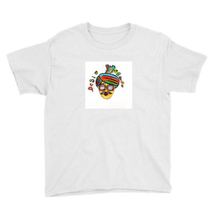 Desi Bapu Youth Tee Designed By _silent_scribbles_