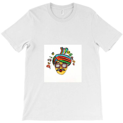 Desi Bapu T-shirt Designed By _silent_scribbles_