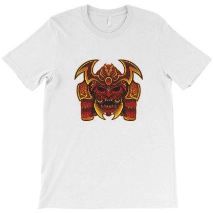 Warrior Skull T-shirt Designed By Estore
