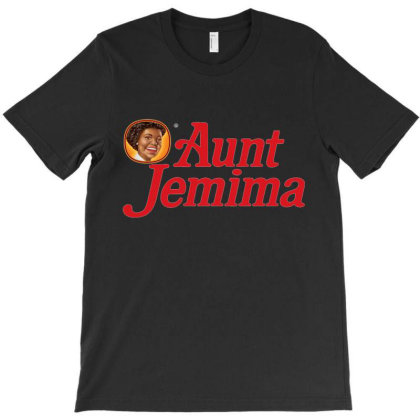 Aunt Jemima T-shirt Designed By Amber Petty