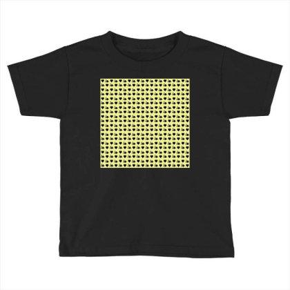 Black Heart Toddler T-shirt Designed By Nirali Patel