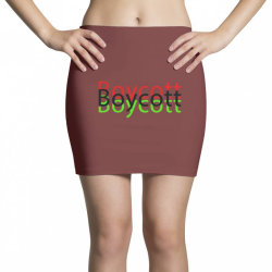 Exclusive Boycott T Shirts Mini Skirts | Artistshot