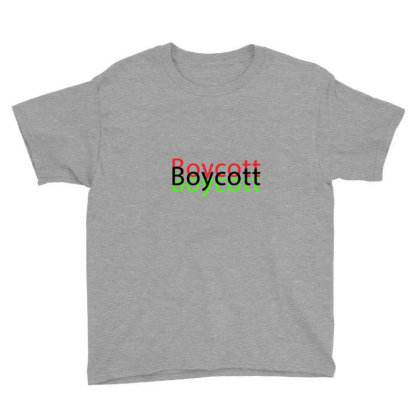 Exclusive Boycott T Shirts Youth Tee Designed By Chiks