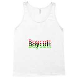 Exclusive Boycott T Shirts Tank Top | Artistshot