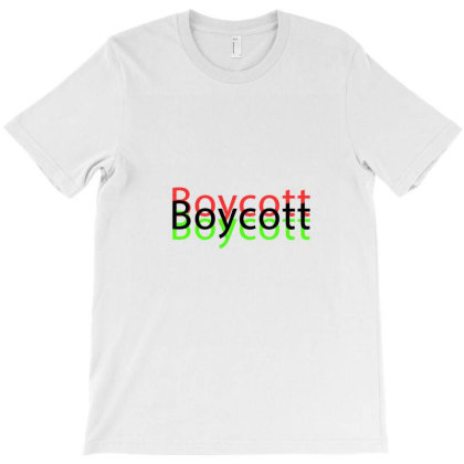 Exclusive Boycott T Shirts T-shirt Designed By Chiks