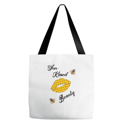 Sun Kissed Beauty Tote Bags Designed By Bettercallsaul