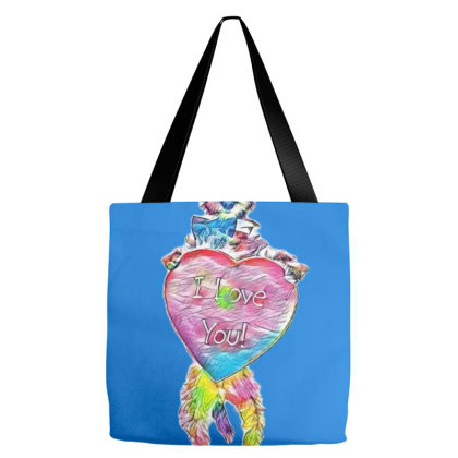 A Cute Male Terrier Mix Breed Tote Bags Designed By Kemnabi