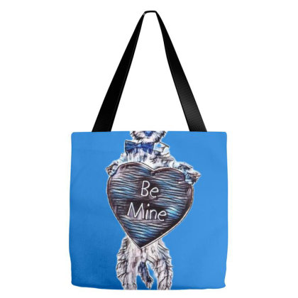 A Cute Male Terrier Mix Breeddog Wearing A Black Bow Tie Standing Up Tote Bags Designed By Kemnabi