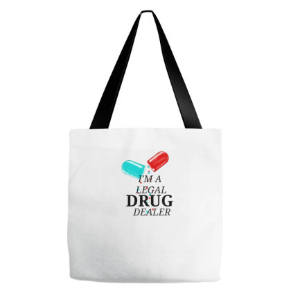 Pharmacist Design Tote Bags Designed By Passionate-noob