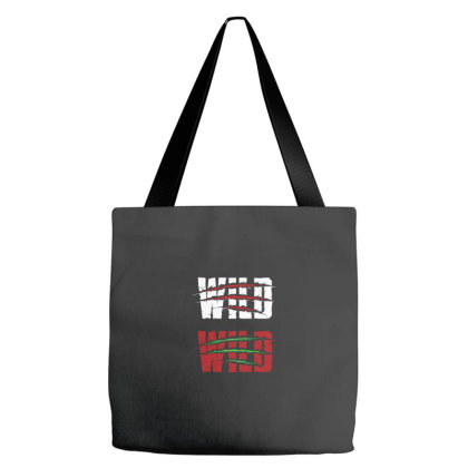 Wild Tote Bags Designed By Disgus_thing