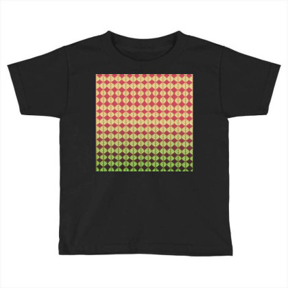 Coral Leaves Toddler T-shirt Designed By Anissu
