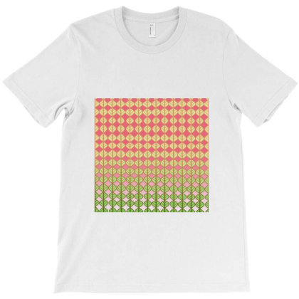 Coral Leaves T-shirt Designed By Anissu