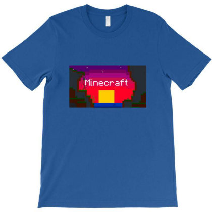 Minecraft T-shirt Designed By Asatya