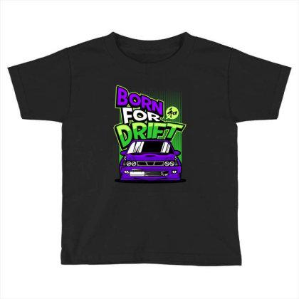 Popular Drifter Toddler T-shirt Designed By Spoilerinc