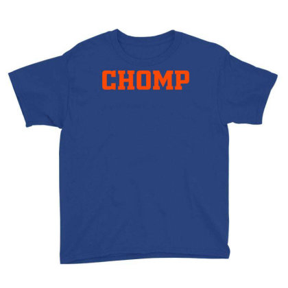 Chomp Youth Tee Designed By Shirt1na