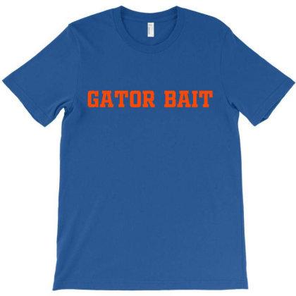 Gator Bait T-shirt Designed By Shirt1na