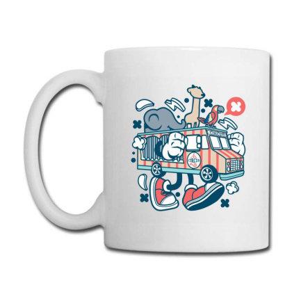 Circus Truck Coffee Mug Designed By Rulart