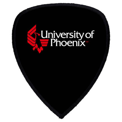 University Of Phoenix Shield S Patch Designed By Cahyorin