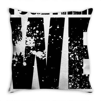 Together We Change - Black Lives Matter Throw Pillow Designed By Dejavu77