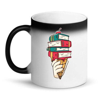Book Ice Cream Magic Mug Designed By Bakari10