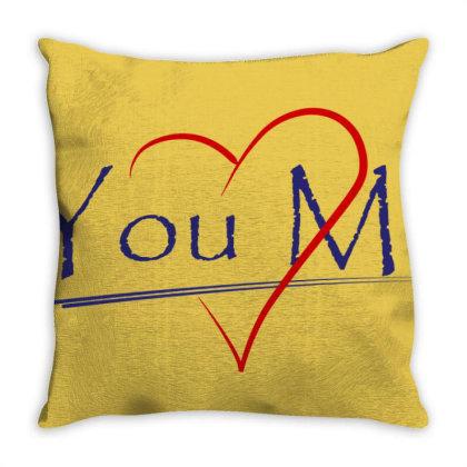 Love Throw Pillow Designed By Ashutoshdesigner