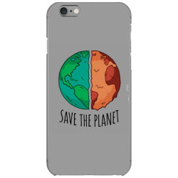Save the planet iPhone 6/6s Case | Artistshot