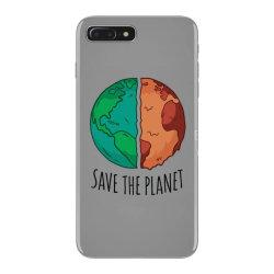 Save the planet iPhone 7 Plus Case | Artistshot