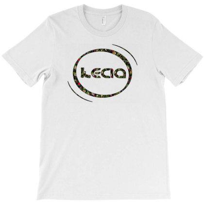 Lecia Flowers T-shirt Designed By Dav