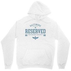 reserved secret society club Unisex Hoodie | Artistshot