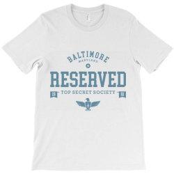 reserved secret society club T-Shirt | Artistshot