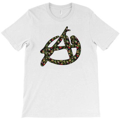 Flowers Design T-shirt Designed By Dav