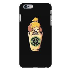 Animal Coffee iPhone 6 Plus/6s Plus Case | Artistshot