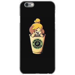 Animal Coffee iPhone 6/6s Case | Artistshot