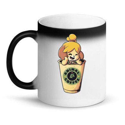 Animal Coffee Magic Mug Designed By Eduely
