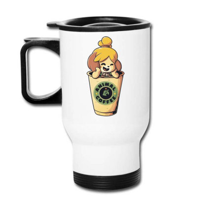 Animal Coffee Travel Mug Designed By Eduely