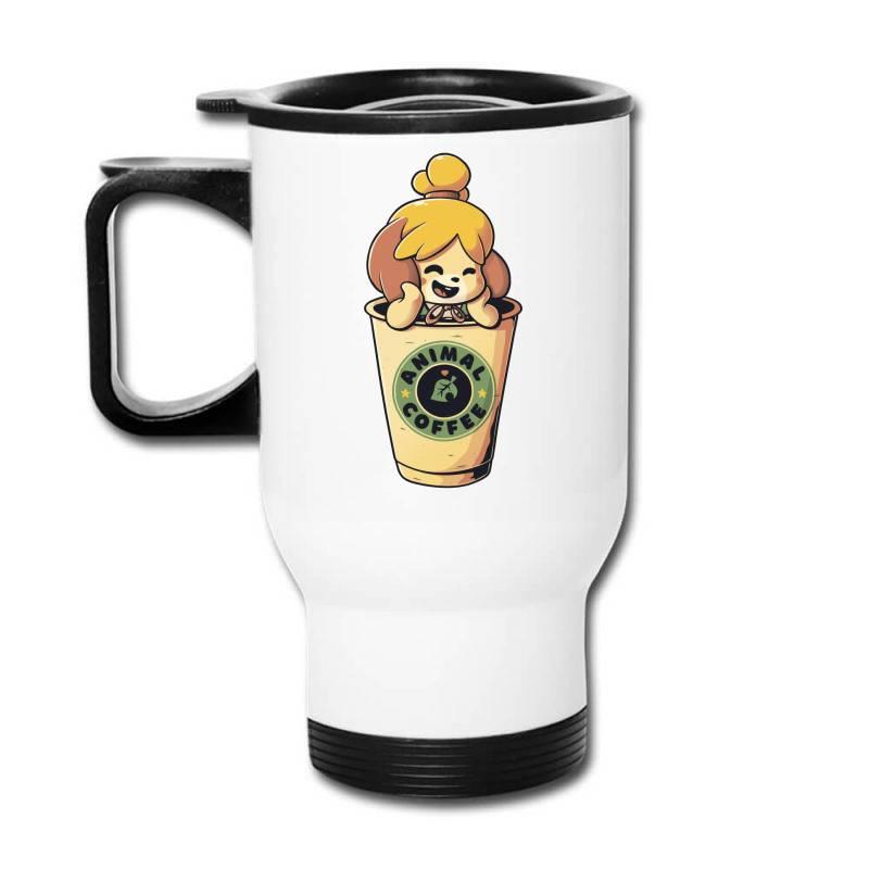 Animal Coffee Travel Mug   Artistshot