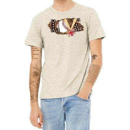 Love Baseball Heather T-shirt Designed By Ashlıcar