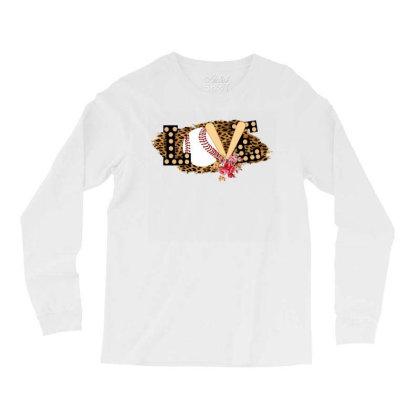 Love Baseball Long Sleeve Shirts Designed By Ashlıcar