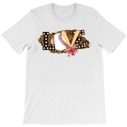 Love Baseball T-shirt Designed By Ashlıcar
