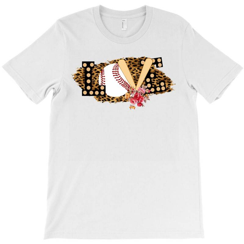 Love Baseball T-shirt   Artistshot