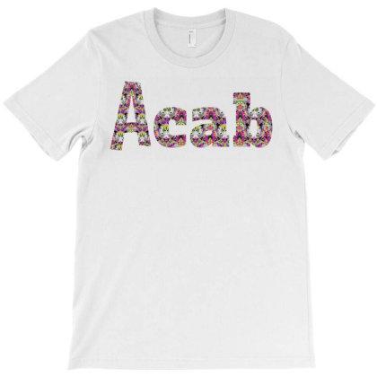 Acab Design Spécial édition T-shirt Designed By Dav