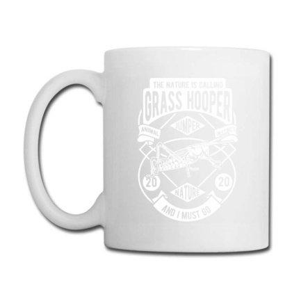 Grass Hooper Coffee Mug Designed By Rulart